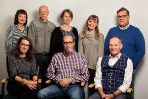 Dialogicin (www.dialogic.fi) työnohjaajat: Jorma Ahonen, Katri-Ina Euramaa, Pekka Holm, Päivi Jordan-Kilkki, Lassi Pruuki, Aapo Pääkkö ja Eija-Liisa Rautiainen